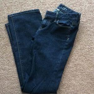 Ann Taylor Loft boot cut jeans. Size 2. NWOT